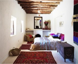 berber room tigmi morrocco